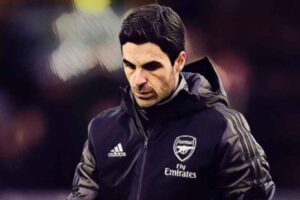 Arteta warns underperforming Arsenal stars that it's their 'responsibility' to qualify for Europe