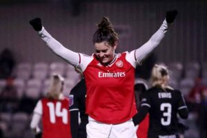 FA Women's Cup Arsenal drawn at home to Gillingham