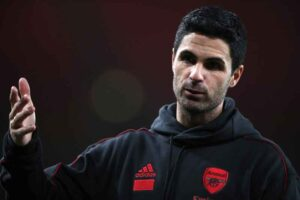 Mikel Arteta provides fitness update on four Arsenal players