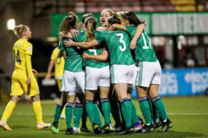 Northern Ireland create history and qualify for their first Women's Euro tournament