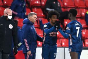Match Report: Sheffield United 0-3 Arsenal - Saka limps off as Gunners cruise to routine win