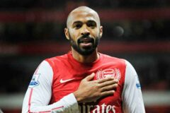 Thierry Henry gets rightful recognition in the EPL Hall Of Fame