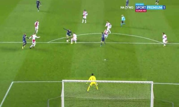 Arsenal star Smith Rowe quickly recovers from disallowed goal with lovely footwork to set up composed Nicolas Pepe goal vs Slavia