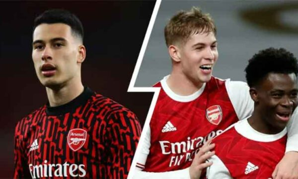 Revealed: Where Arsenal stand among best clubs for young players in Europe's top 5 leagues