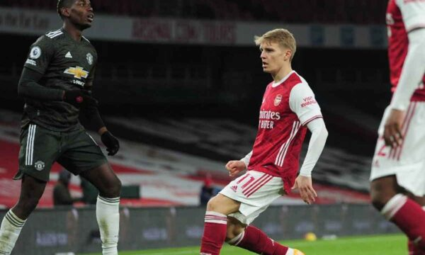 The huge Real Madrid rumour that could help Arsenal when it comes to Martin Odegaard's transfer