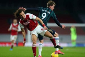 1 out: Arsenal team news ahead of Liverpool game