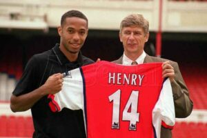 5 Weird facts that you didn't know about Thierry Henry