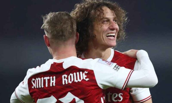 Arteta claims David Luiz could play at top level for many years