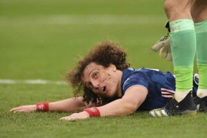 David Luiz will be a part of Arsenal's last games of the season despite undergoing knee surgery recently.