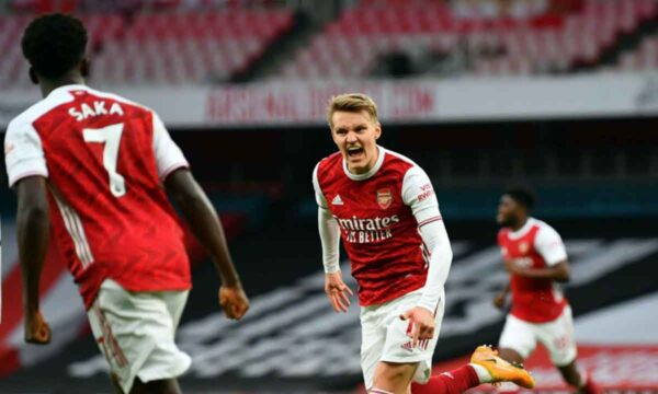 Arsenal reveal Player of the Month winner for March