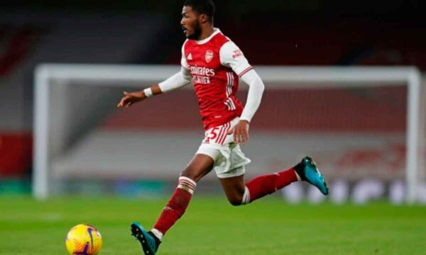 Ainsley Maitland-Niles expected to leave Arsenal this summer