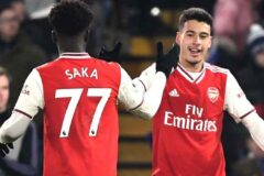 Despite all the negativity surrounding Arsenal the feature is looking bright.
