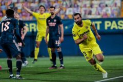 Match Report: Villareal 2-1 Arsenal - A game of two different halves