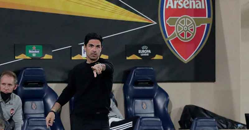 Arsenal press conference: Mikel Arteta on Europa League exit and poor Gunners display