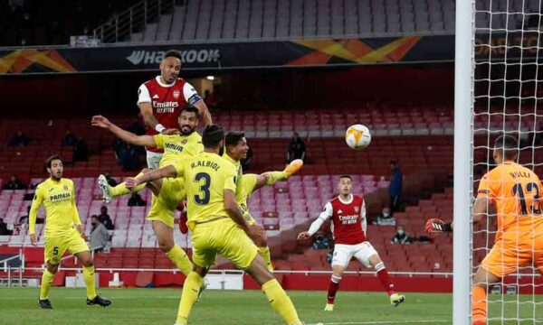 Match Report: Arsenal 0-0 Villarreal (1-2 agg) - Emery has the last laugh as Yellow Submarine edge into Europa League final
