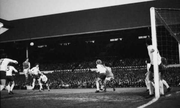 50 years ago today: Arsenal win league at Tottenham for first time
