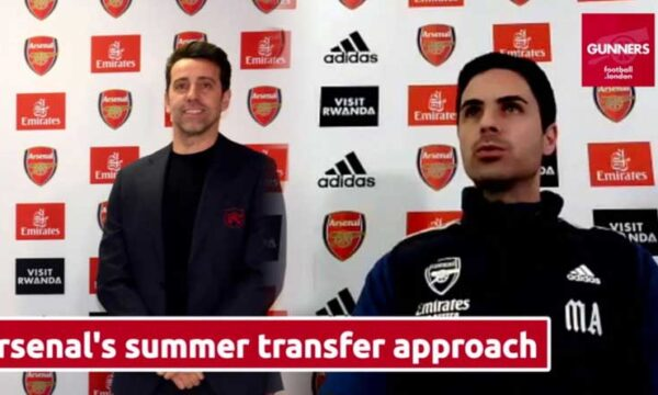 Arsenal 'close to agreement' on first summer signing as Edu makes ruthless transfer decision