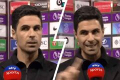 Arteta: 'The media can try but they won't break our team chemistry'