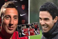 'Arteta is the right man to take the club forward': Santi Cazorla explains why he believes in Mikel