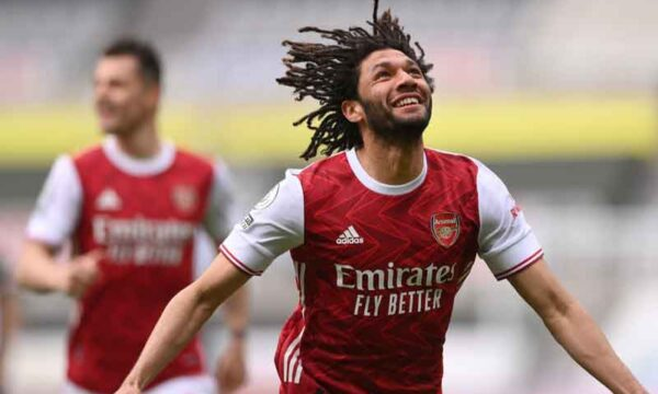 Match Report: Newcastle United 0-2 Arsenal - Elneny and Aubameyang seal routine win