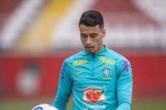 Gabriel makes Brazil Olympic squad but Martinelli misses out