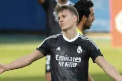 Real Madrid looking to loan Odegaard out again