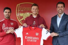 Mikel Arteta opens up on 'strong talent' Ben White upon transfer announcement