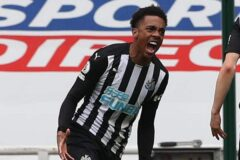 Arsenal convinced Newcastle Willock offer 'too good to turn down'
