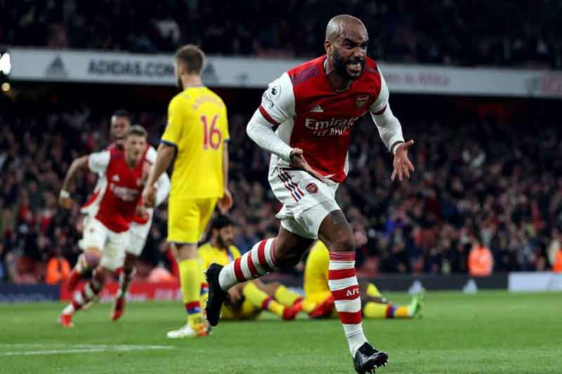 Arsenal rescue last minute point but we were largely second-best