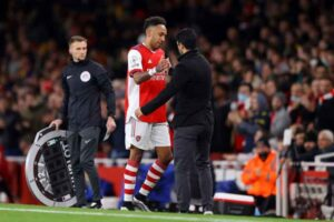 Lacazette, Aubameyang and Tierney injury updates
